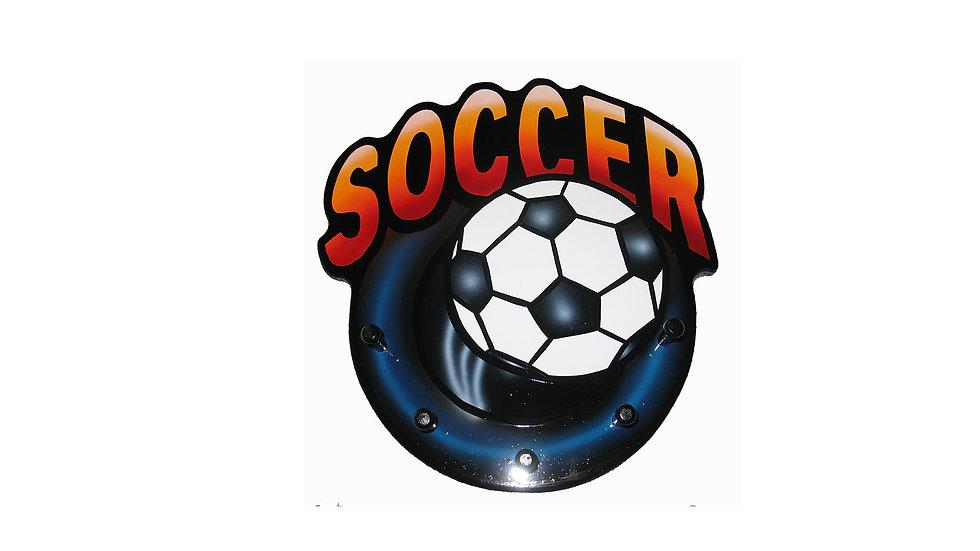 Round Soccer