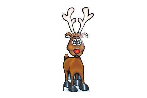 Thin Reindeer