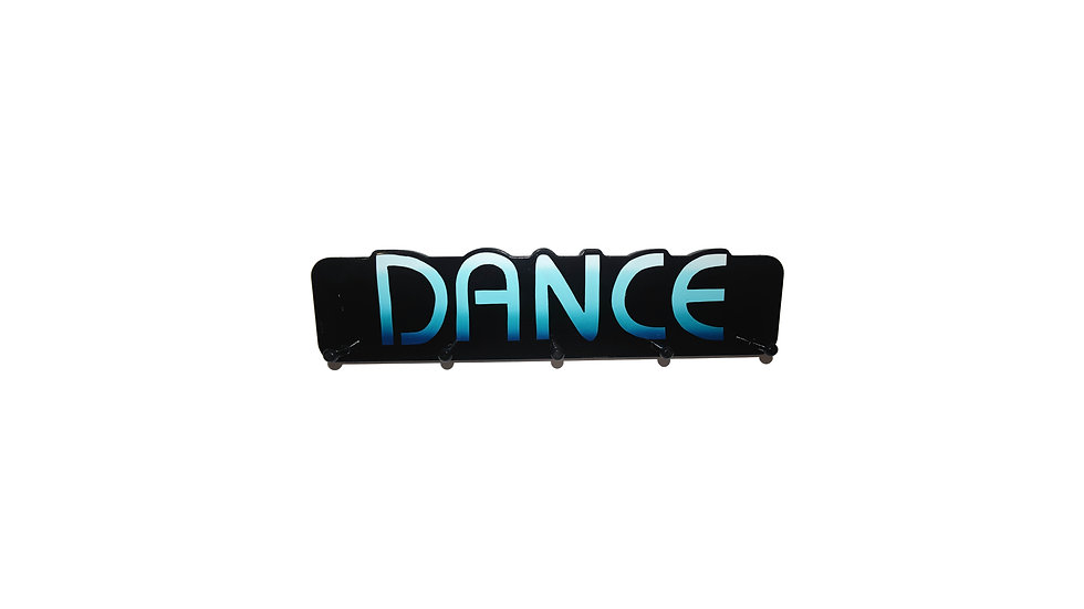 Dance Word Plaque