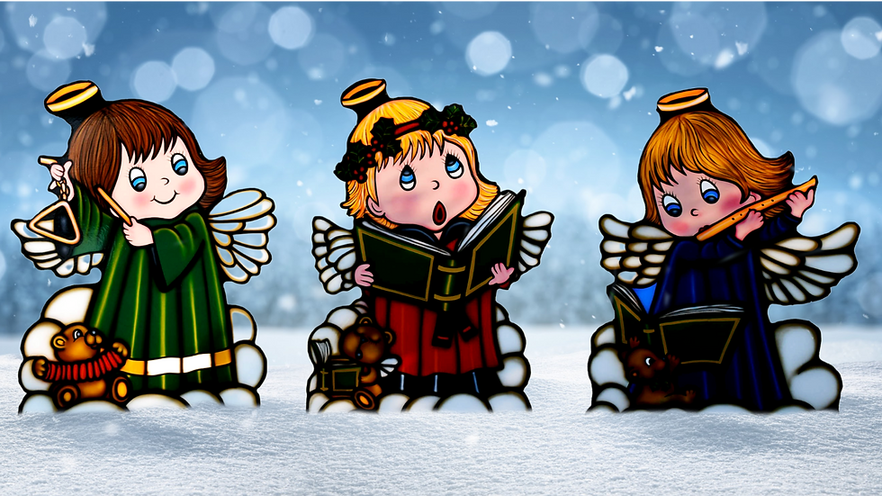 Caroling Angels