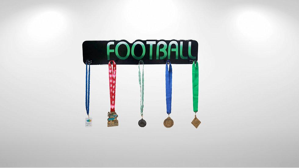 Football Word Plaque