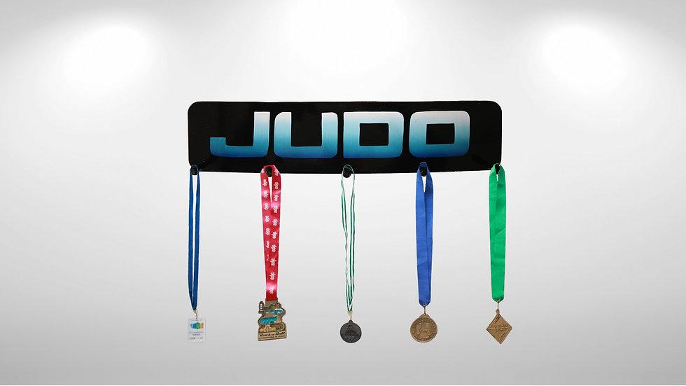 Judo Word Plaque