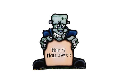 Frankenstein Happy Halloween