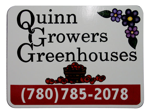 Commercial Sign