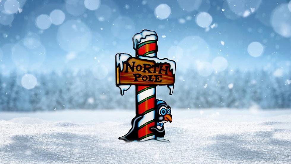 North Pole Penguin