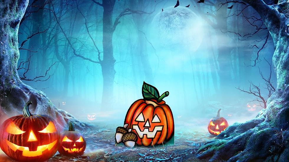 Pumpkin Acorns
