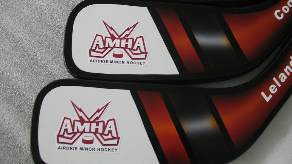 Airdrie Minor Hockey Team Sets