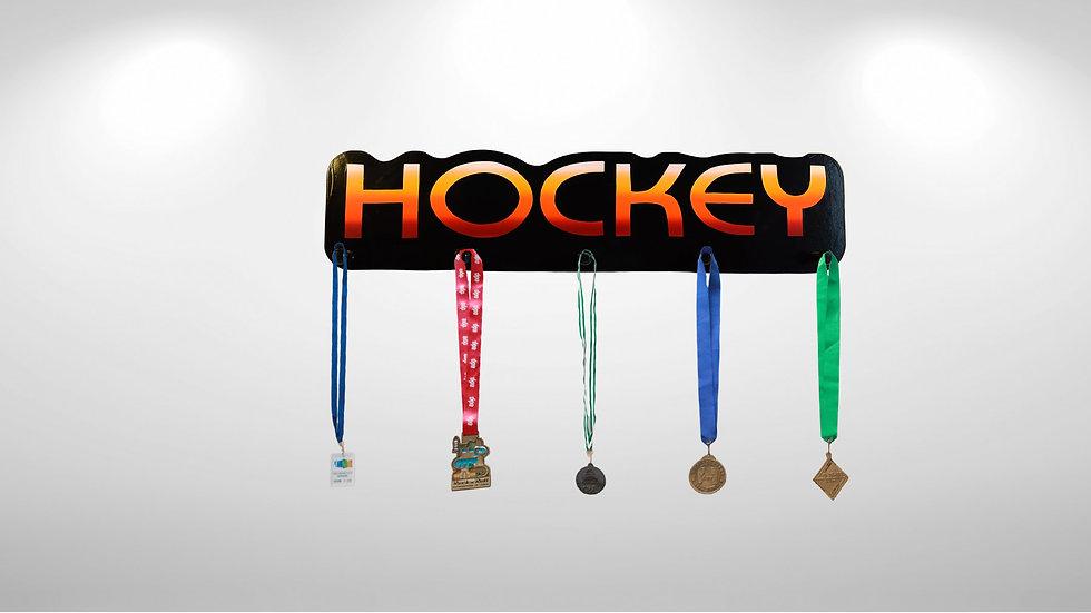 Hockey Word Plaque