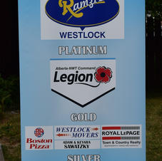 Pull up Banner Sign