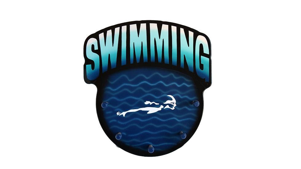 Swimming Round