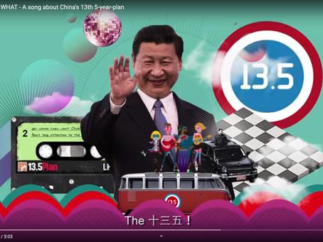 A kínai ötéves terv hetven éve