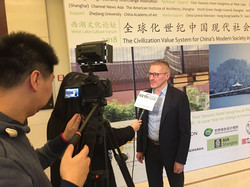 Hangzhou interview Gabor Holch