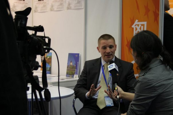 Beijing interview 2007 Gabor Holch