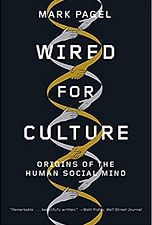 cover image Wired for Culture Mark Pagel