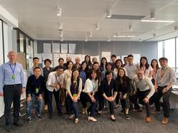 Project governance training China
