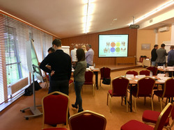 Top team workshop Russia