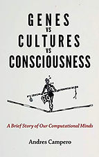 book cover Genes vs Cultures vs Consciou