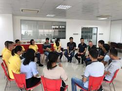 Intercultural Leadership training Campanile Management Consulting Shanghai 2019 Gabor Holch