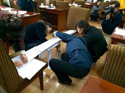 Campanile teamwork training PyongYang