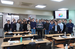 Gabor Holch Global DISC intercultural leadership training Korea Seoul