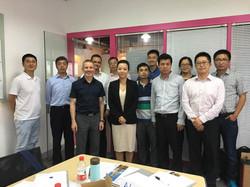 Intercultural Leadership training Campanile Management Consulting Shanghai (Gabor Holch)