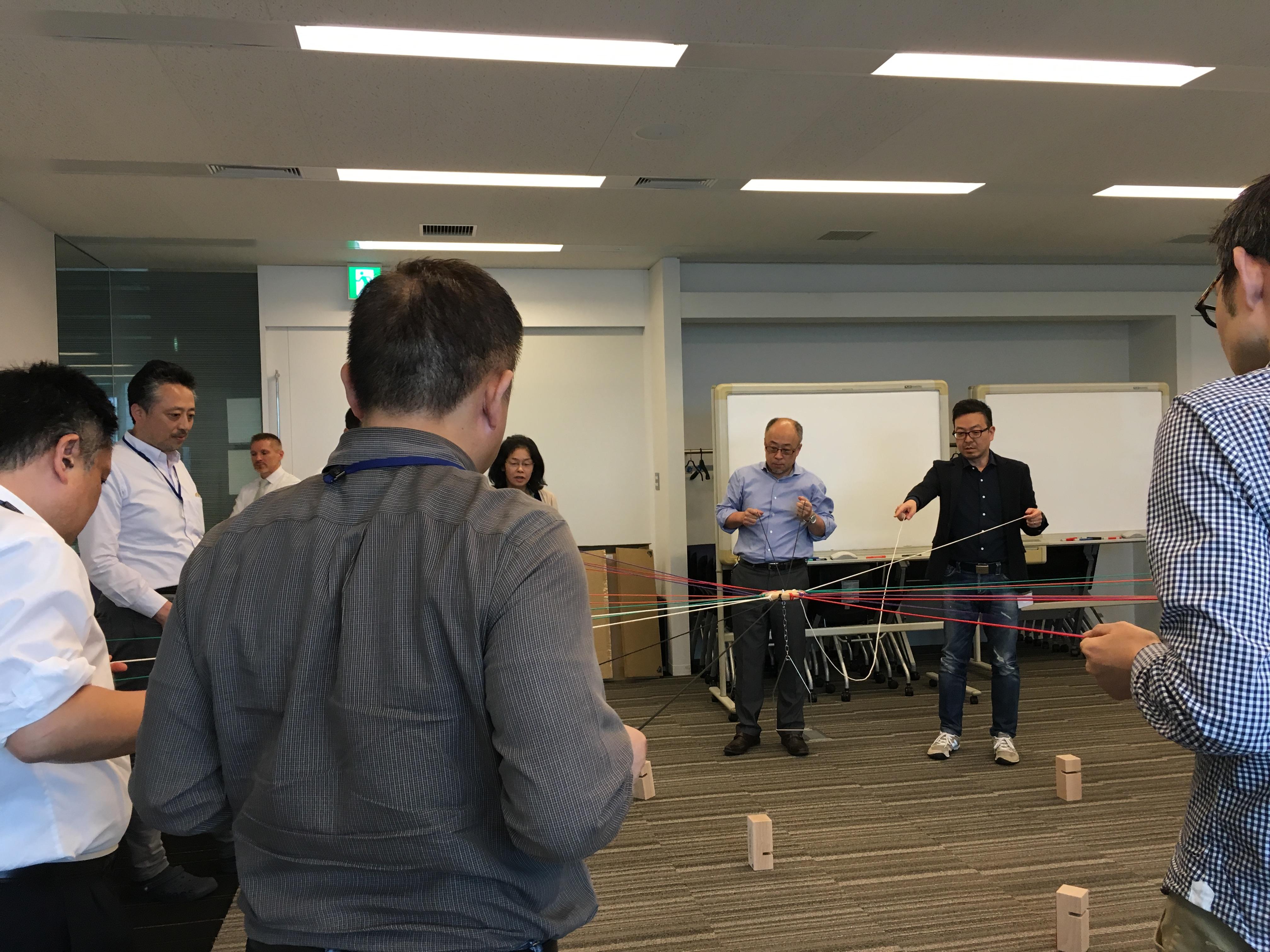 Tokyo leadership skills Gabor Holch