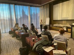 Intercultural communication and teamwork training China Dalian Gabor Holch