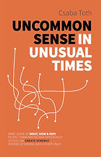 book cover Uncommon Sense in Unusual Tim