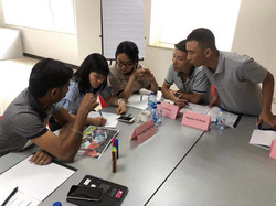 Intercultural Leadership training Campanile Management Consulting Shanghai 2019