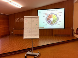 Global DISC workshop, Russia, Gabor Holch