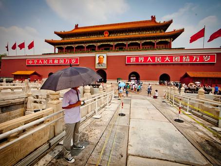 Nehéz Kínában a turistának: Tömegtaszítás