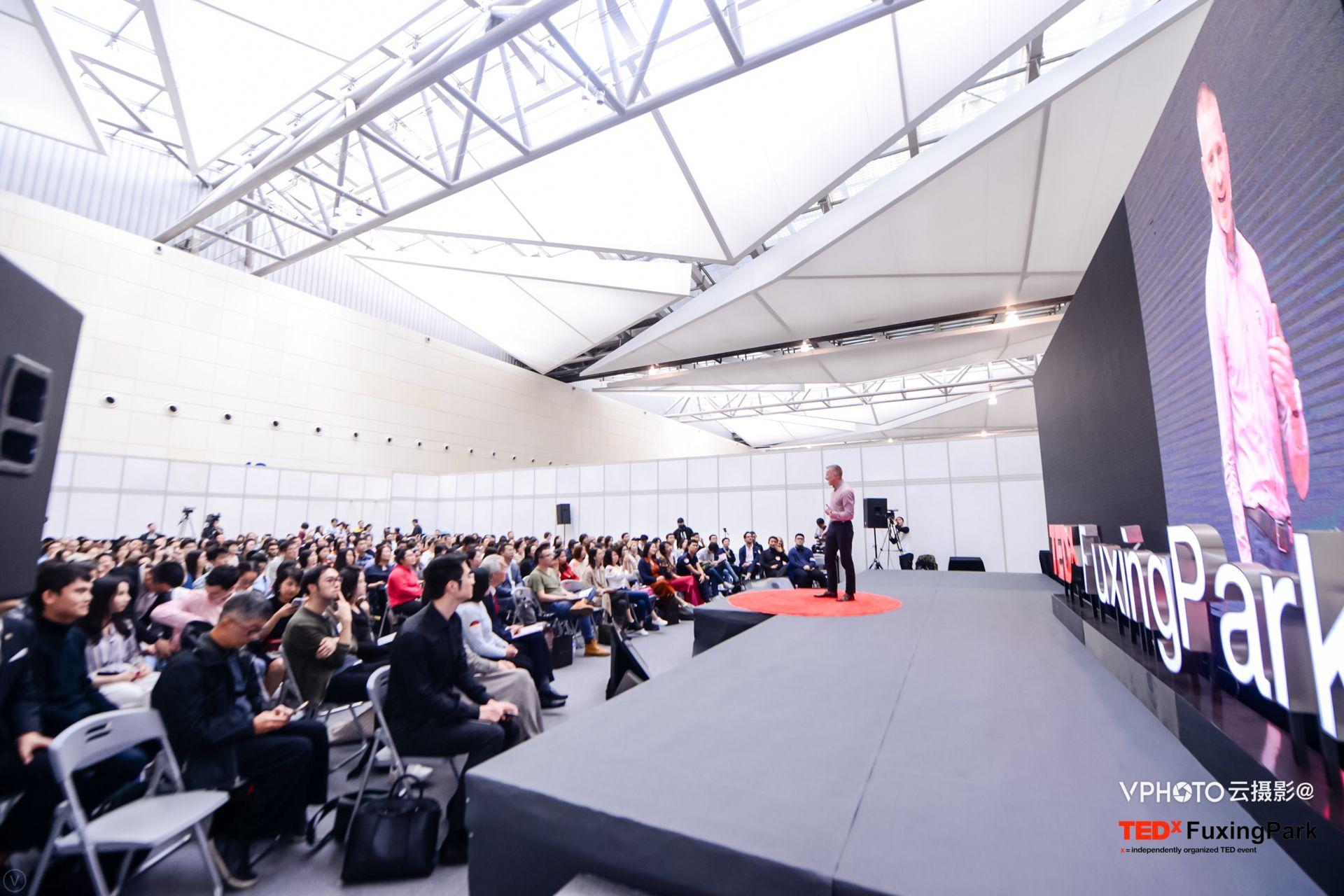TEDx Shanghai Gabor Holch 1