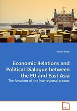 book cover Gabor Holch Economic Relation