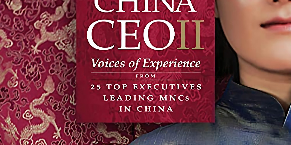Free webinar: 15 years of China CEO success lessons
