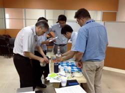 Intercultural Leadership training Campanile Management Consulting Nantong China