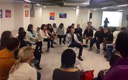 Shanghai startup event - Gabor Holch