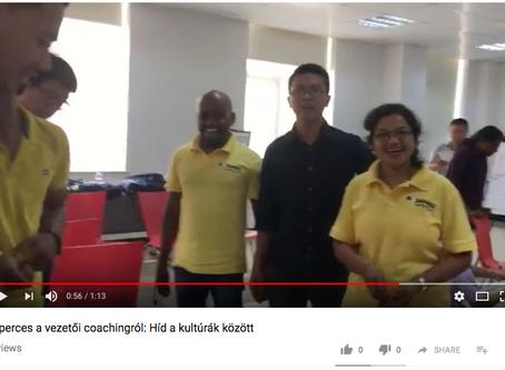 Egyperces a vezetői coachingról: Híd a kultúrák között