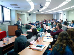China business lecture - Gabor Holch