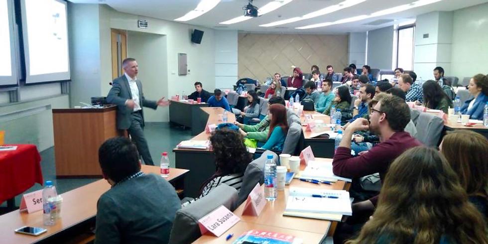 Lecture: China Going Global 2 (Shanghai Jiao Tong University & Zoom)