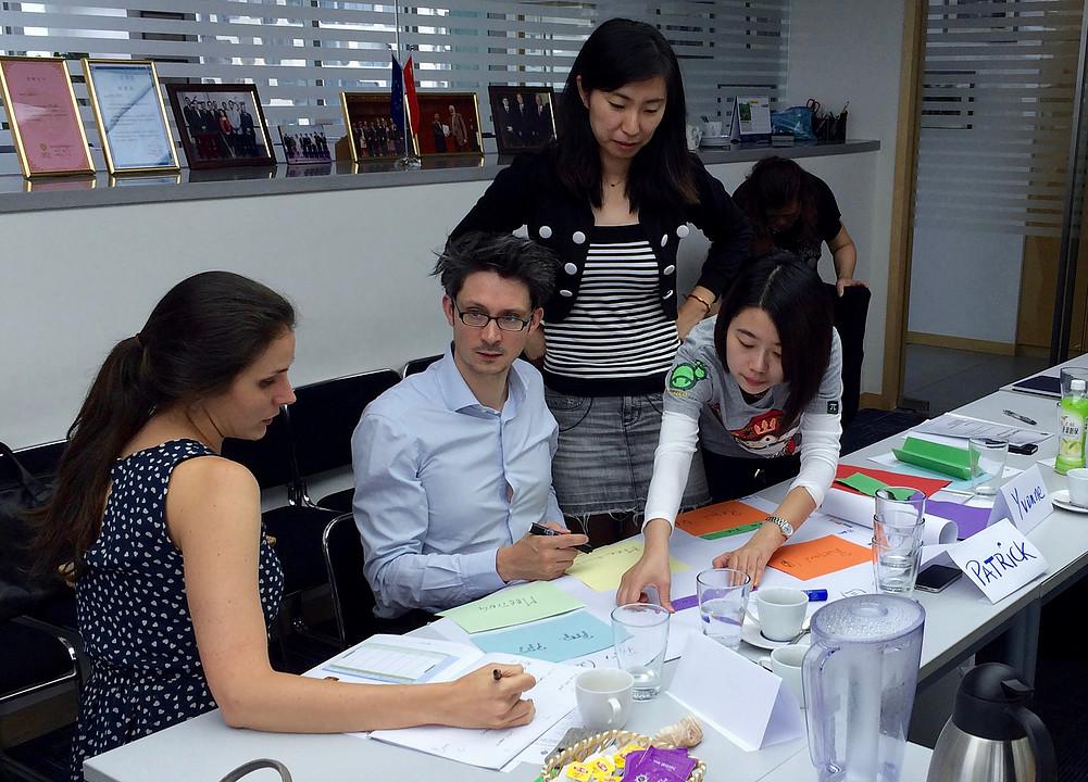 Effective team workshop