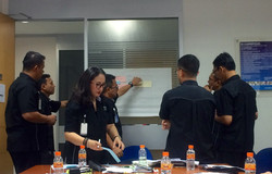 Top Team Workshop Campanile Management Consulting Indonesia