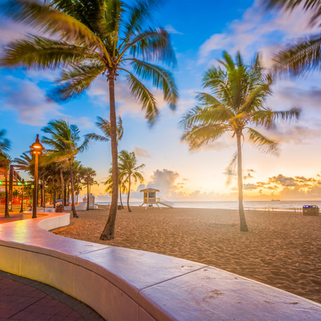 DESTINATION: FORT LAUDERDALE, FLORIDA