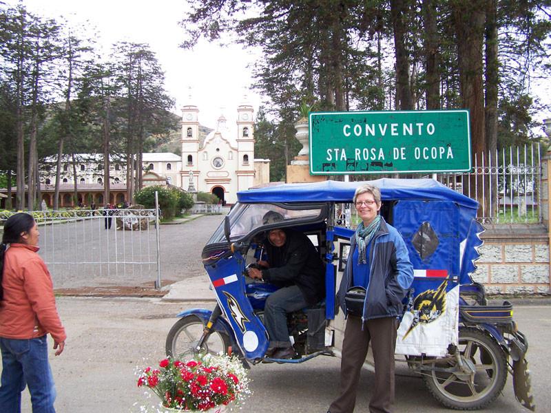 Mototaxi,Ocopa