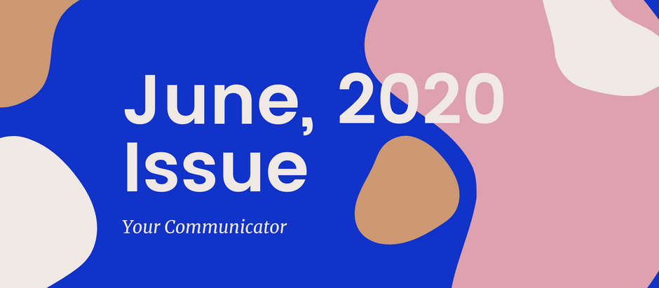 'Your Communicator' - June Issue