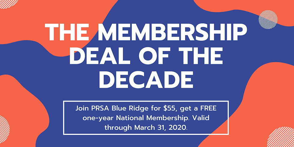 Membership Deal of the Decade