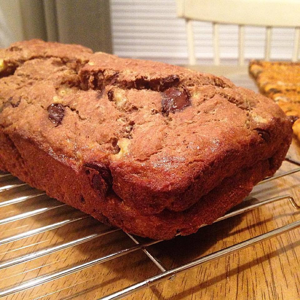 banana bread, food, nutrition, blog, recipe