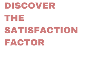 Intuitive Eating Principles Summarized - #6 Discover the Satisfaction Factor