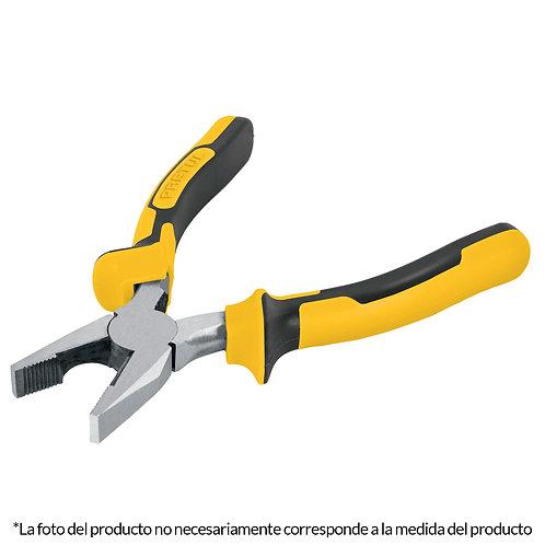 "Pinza para Electricista 8"", Mango Comfort Grip, Pretul"