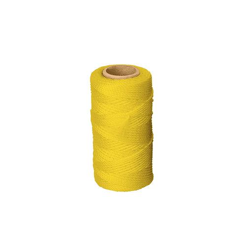 Hilo Para Albañil Amarillo 65M Truper