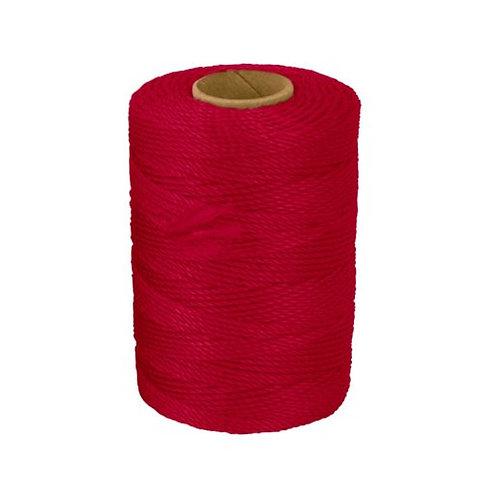 Hilo Para Albañil Rojo 65M Truper